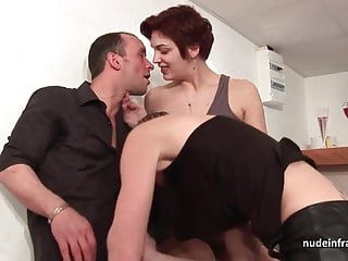 Fist chice - Ffm horny amateur milfs hard anal to mouth and fist fucking