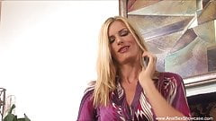Anal Gets Better With Horny Blonde