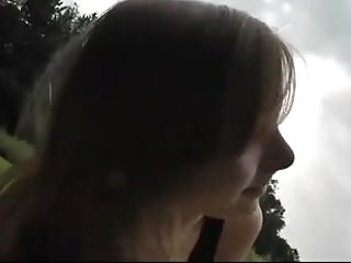 Amateur creampie jane park Fucked in a park and creampied