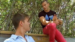 Joey and Angel