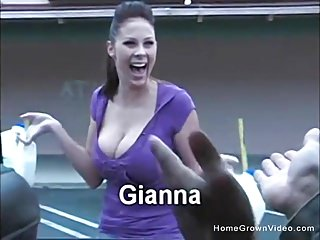 Juggs fucking plumpers - Gianna needs help with her juggs
