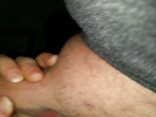 Dick wife sucking Bbw wife sucking dick gets facial