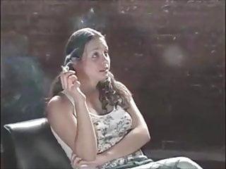 Smoking fetish teen free - Smoking fetish teen brunette pigtails 2