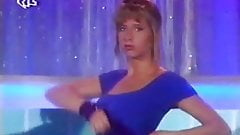 Tutti Frutti Eurogirls striptease  - Laminah Jones and co.