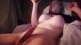 Edging & Cumming with Toys 1