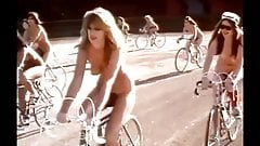 Queen - Making of Bicycle Race (Uncensored) and Bicycle Race