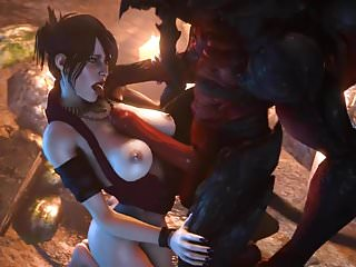 Monster women hentai A monster mash