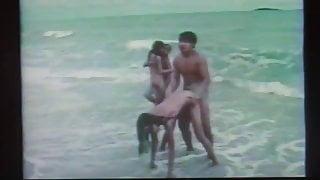 Vintage Thai Beach Orgy