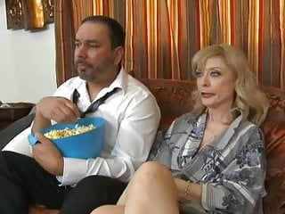 Watch women orgasm - Nina hartley let hubbie watch