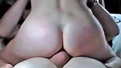 Milf does first anal