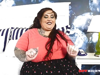 Bottom cowplain - Bbw veronica bottom takes bbc from ludus adonis