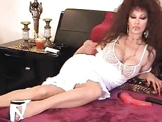 Naughty lounge clips tgp hc - Hot mature brunette solo smoking and lounging on bed