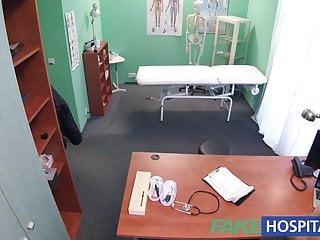 Male sperm ejaculation medical - Fakehospital kinky nurse helps patient ejaculate by blowjob