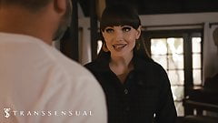 Smoking Hot Shemale Natalie Mars Gets What She Wants From