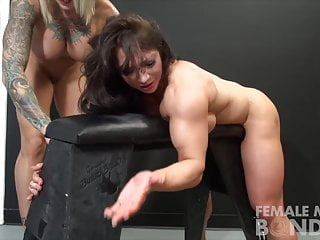 Female nude old star young - Muscle female lesbian porn stars dani and brandimae