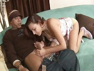 Fucking his daughters friend Dad catches not his daughter sucking his best friend