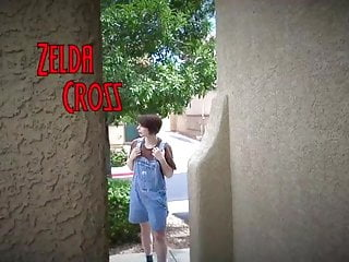 Sissification porn - Zelda cross panty sissification