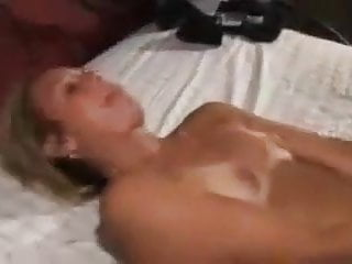 Tanline skinny nude Sexy tanline wife having a multiple orgasms