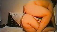 retro couple - homemade sex tape