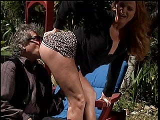 Black guy fucking two milfs Two horny hos fucking the guy