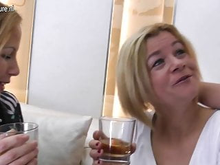 Mother fucking three Three amateur mothers at hot lesbian threesome