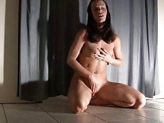 Acrobatic sex photos Acrobatic brunette masturbates
