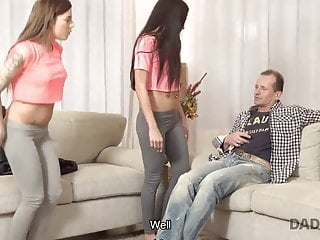 Cant orgasm with boyfriend - Daddy4k.new boyfriend of mom cant say no to two slutty young