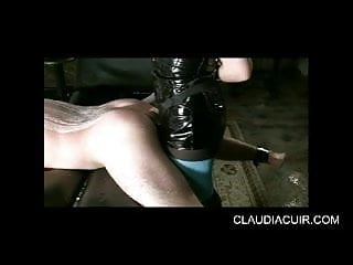 Dominatrice suck dick - Dominatrice claudiacuir godeuse seance soumission sexe