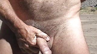 Cumming in my yard 1