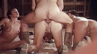 Rocco's Vintage Anal Threesome Tape