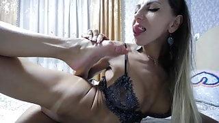 Cherry Babe MILF Licking Fetish By TBM