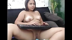 Sexy chubby young girl on webcam Saritasweet2