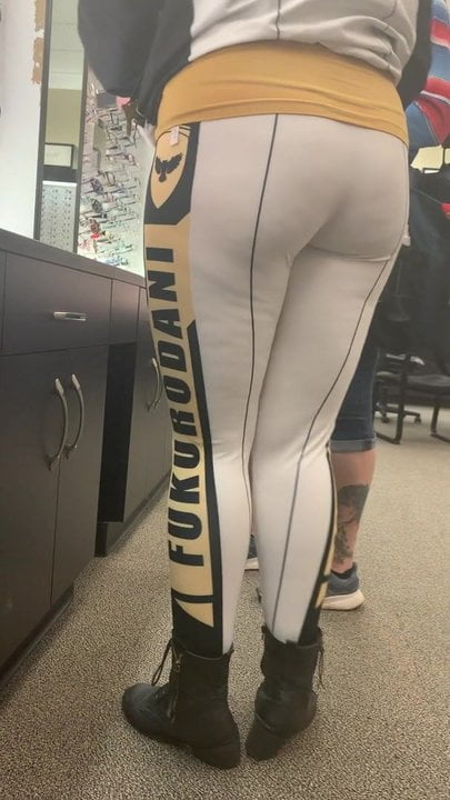 Tall PAWG pt.3