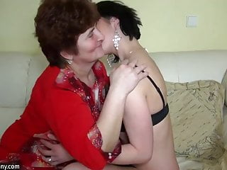 Old women fucking strippers - Older women fucking with younger women and licking women pus