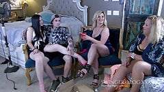 Thursday Night Live - FetSwing Diaries Live Sex Broadcast