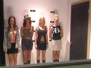 Pornstars hannah harper British slut hannah harper gets fucked on a bench