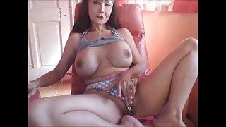 Asian Mature Webcam 29....HK