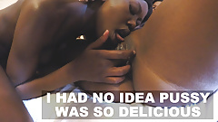 Black Lesbians Oral and Anal Toying