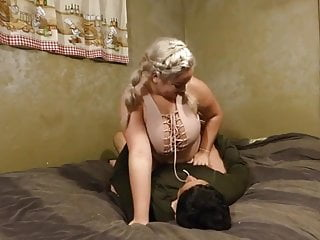 And ass smothering - Bbw godess ass smothers her slave
