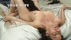 Esposa agora de propriedade de sua secretária lésbica