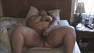 Big Girl Playing