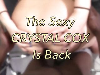 Goldie cox interracial - Crystal cox gets some serious fuck action