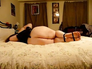 Bdsm chubby girls - Chubby girl struggles wonderful ass