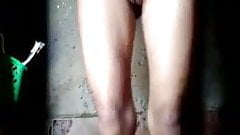 Panties after bath
