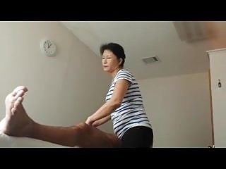 Erotic chinese massage - Chinese massage granny happy ending handjob