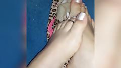 Leonina's Feet And Soles - Barefoot toes and Heels