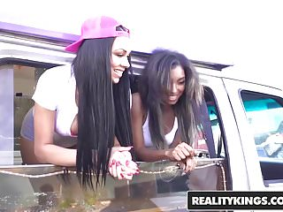 Free porn video sharing money talks Realitykings - money talks - bethany benz derrick ferrari ra