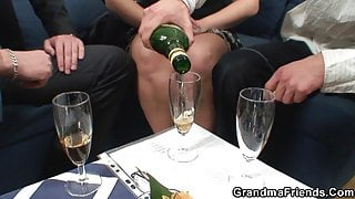 They share huge titted mature stepmom