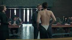 Jennifer Lawrence plays her role.