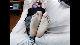 My Feet Need Some Serious Tickling
